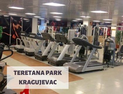 teretana park kragujevac